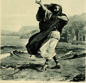 The Art of persuasion: Demosthenes at the seashore